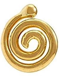 Gehna 22k (916) Yellow Gold Nose Pin