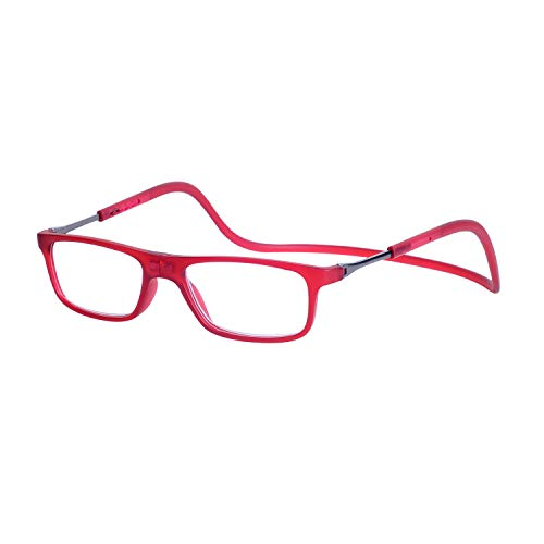 17f956e34a Gafas de Lectura Magnéticas Plegables para Hombre y Mujer +1.0 (45-49 años