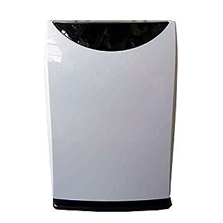 Acopino Cleanair KL01 Luftreiniger mit HEPA-Filter, Ionisator, Aktivkohle-Filter, Kältekatalysator,