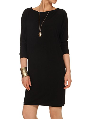 Designer YULIYA BABICH Casual dell'abito YY100059 RAL9005; Schwarz