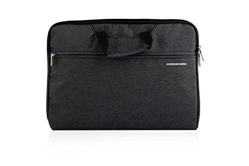 MODECOM 00035 Laptop Tasche Highfill 34 cm (13,3 Zoll) schwarz