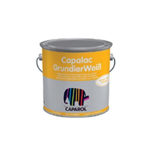 Caparol Capalac Grundierweiß 2,5 Liter, weiß