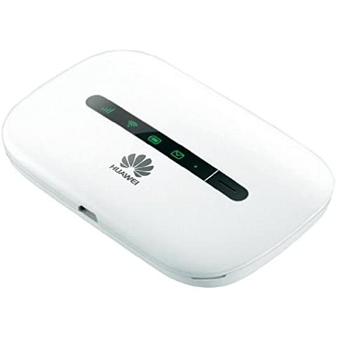 Huawei E-5330 - Modem movil 3G WiFi HSPA, blanco