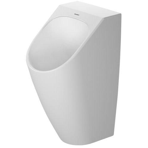 Duravit Urinal ME by STARCK wasserlos, weiß Abg.horiz, Geruchsverschluß, HygieneGlaze, 2814302000
