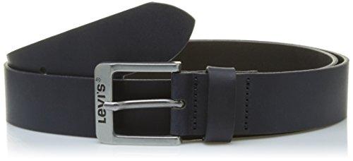 Levi's LEVIS FOOTWEAR AND ACCESSORIES Herren Gürtel Free, Blau (Navy Blue), 90 cm (Herstel Preisvergleich