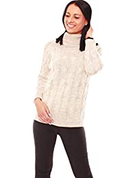 d040e30af212bd Suchergebnis auf Amazon.de für: Pullover Zopfmuster - Damen: Bekleidung