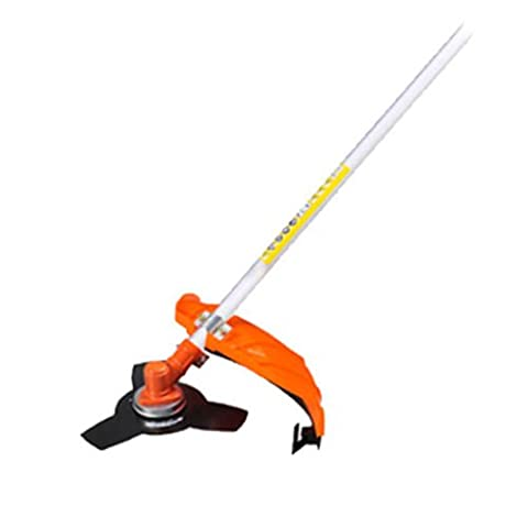 Straight Shaft Brush Cutter: with 250mm cutting diameter - 3 edged cutting blade for use with the Fox Garden Commander & Chief