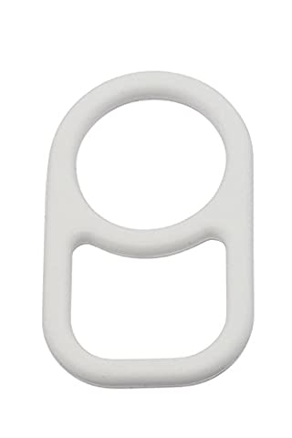 Sigg 8475.30 D-Neck Ring White - Sigg Accessori