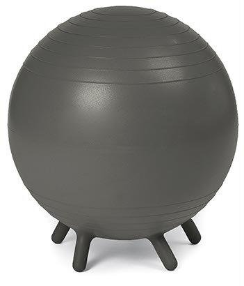 Original PEZZI Sitsolution Pezziball Gymnastik Therapie Ball MAXAFE 45 cm grau (Fitness Ball Cm 45)
