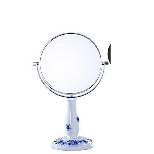 MYITIAN Europäische kreative minimalistische Spiegel Make-up Spiegel-großer Spiegel verstärkte...
