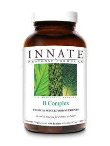 Complexe B, 90 comprimés - Formules de réponse innées