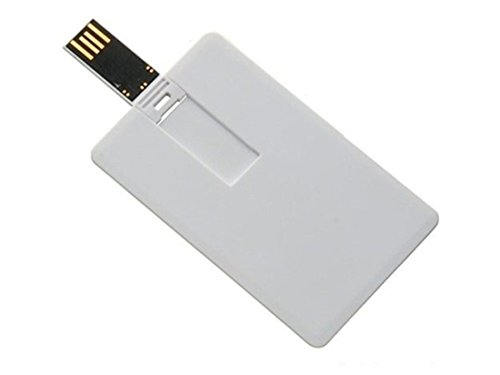 Aneew 32 gb pendrive bianco bank carta di credito usb flash drive memory stick pollice