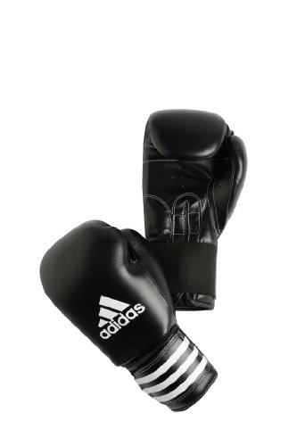 adidas Boxhandschuh Response SMU, black, 10 oz, ADIBT01SMU-10 (Damen-box Schwarze)