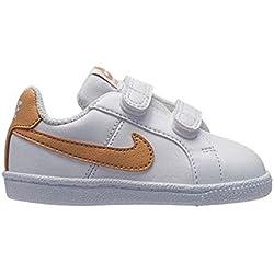 Nike Court Royale (TDV), Zapatillas de Estar por casa Bebé Unisex