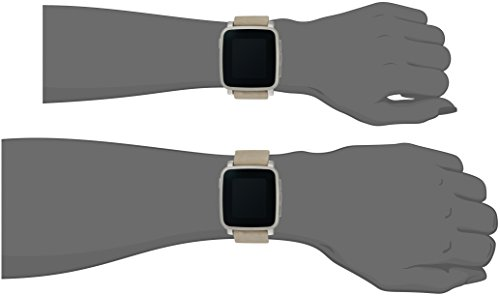 Pebble Time Steel Smartwatch – Silver