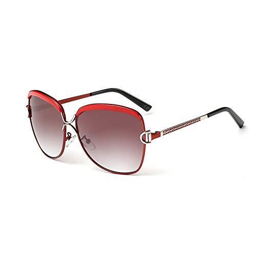 039f413e51 AMZTM Occhiali da Sole Polarizzati Moda Oversize da Donna, Grande Classico  Vintage Donne Occhiali di