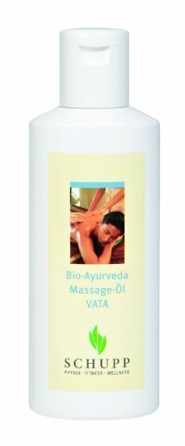 BIO AYURVEDA Massage Oel Vata, 1000 ml