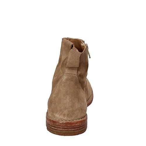MOMA ,  Damen Niedrige Sneaker Beige