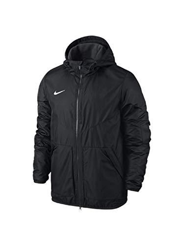 Nike Herren Jacke Team Fall, black, S, 645550-010