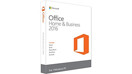 Microsoft-Office-Home-Business-2016-Suite-De-Programas-Para-Windows-Espaol-Medialess