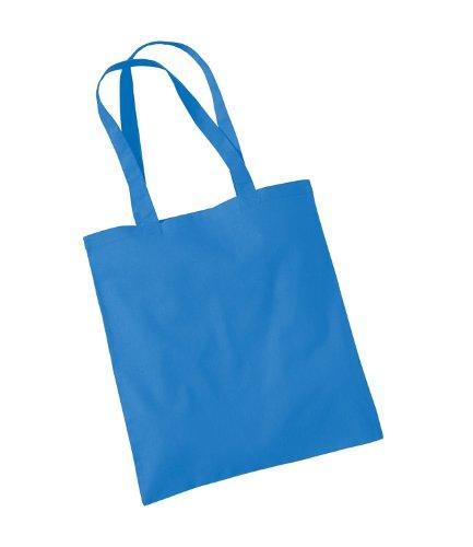 Westford Mill Promo Damen Schultertasche, Erwachsene Blau - Cornflower Blue