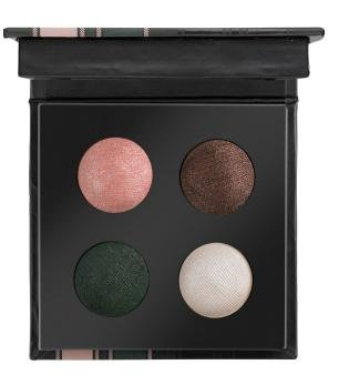 Catrice Cosmetics Limited Edition Check & Tweed Quattro Baked Eyeshadow Nr. C01 London´s Eye Farbe:...