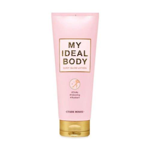 ETUDE HOUSE My Ideal Body Glow Lotion 200ml [Body Pearl Lotion] Korea -