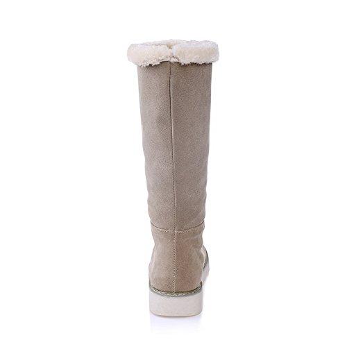 BalaMasa - Stivali da Neve donna Beige