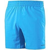 Head Club Short, color azul claro, tamaño M-50