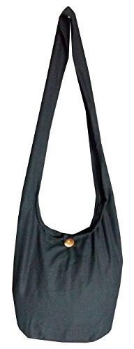 Plain Festival Sling Bag - 3 Colours