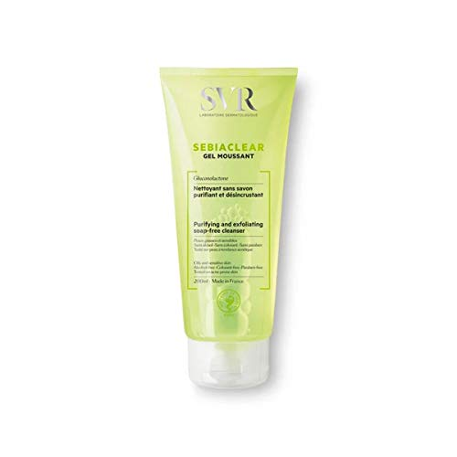 SVR Sebiaclear Gel Moussant 200 ml,