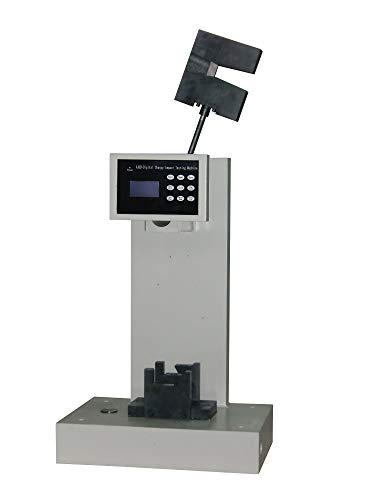 MXBAOHENG xjj-50CHARPY Auswirkungen Prüfgerät Pendel Auswirkungen Tester 50J Freischwinger Beam Impact Testen Maschine