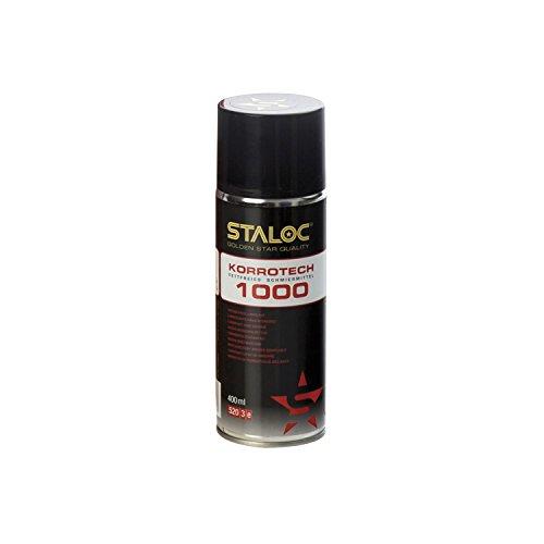 STALOC Schmiermittel Korrotech 1000 | öl- und fettfrei | Gleitschmierstoff | Feinschmiermittel | 400 ml