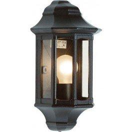 Saxby Illuminazione tradizionale IP4460W lampada da parete (Nero (Lampada Da Parete Finita)