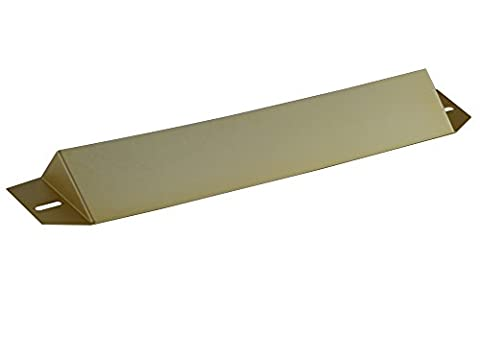 Letterbox Security Cowl - Added Security for the Home - Brass