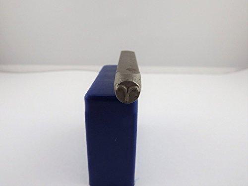 Ariete Segno zodiacale simboli design di precisione in metallo punzone timbri 6mm