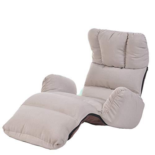 L&Y Klappsofa- Lazy Sofa, Liegen Sofa Klappstuhl, Multi-Funktionale Lazy Sofa, Simple Modern Lazy...