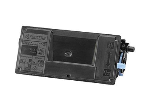 Kyocera TK-3100 Original Toner-Kartusche Schwarz 1T02MS0NL0. Kompatibel für ECOSYS M3040dn / M3540dn, FS-2100D, FS-2100DN, FS-4100DN, FS-4200DN, FS-4300DN