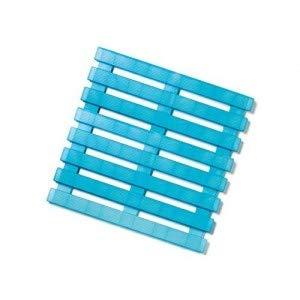 Gedy CO83/P1– Plataforma para ducha, azul