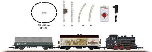 Märklin 81701 Z Start-Set Güterzug der DB