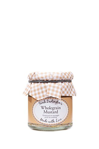 Mrs Darlingtons Wholegrain Mustard  (pack of 6) Test