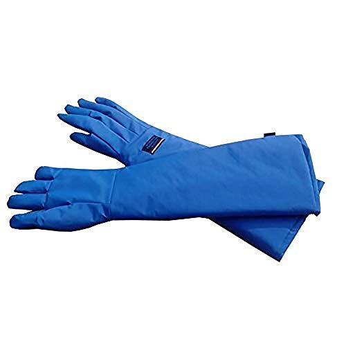 TGSEA 38/48/68 cm Flüssigstickstoff, kälte- und gefrierschutz, importiertes Verbundmaterial, resistent gegen niedrige Temperaturen, Kältespeicher, LNG Füllstation Handschuhe