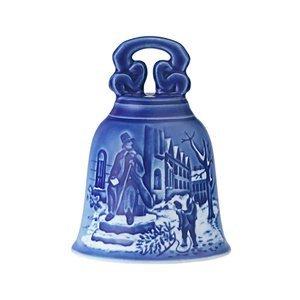 Royal Copenhagen 1911214 Annual Christmas Bell 2014, H. C. Andersen by Royal Copenhagen - Royal Copenhagen Christmas Bell