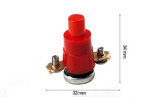 Thermoschalter 56°C 250 V 16A Thermoschutzschalter Ersatz Kabeltrommel Kabel Trommel Thermo Schalter