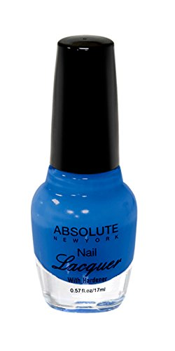 NEW YORK Vernis à ongles – Blue note absolue, 1 pièce