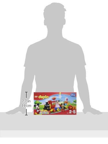 24 Teile LEGO® DUPLO® 10597 Geburtstagsparade LEGO Bau- & Konstruktionsspielzeug