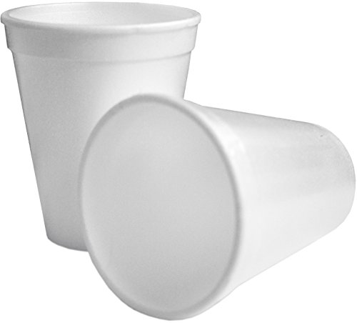 Heku 30445, 1.000 Thermo-Trinkbecher, weiß, 0,2l