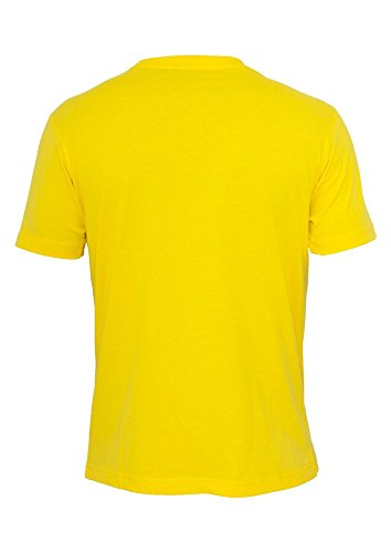 TB168 Basic Tee T-Shirt Yellow