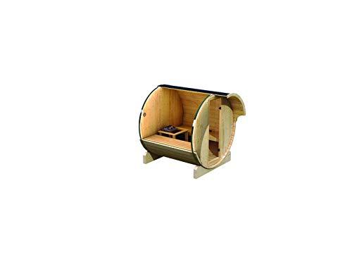 Karibu Fass – Sauna - 3