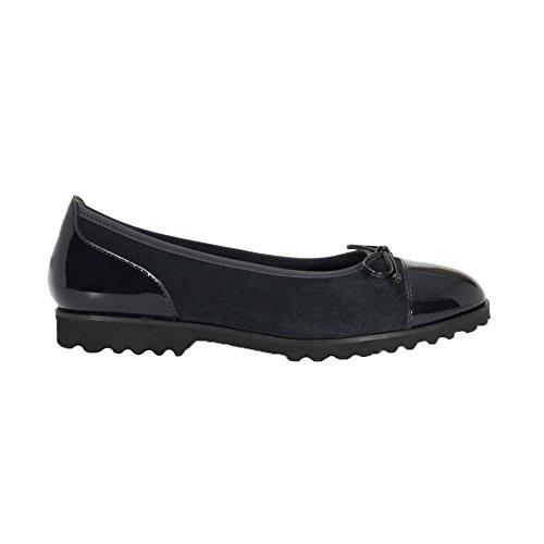Gabor Shoes Gabor Jollys, Ballerine Donna Blu (Pazifik)